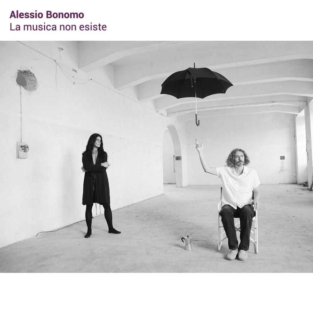 Cover - La musica-non esiste - Alessio Bonomo