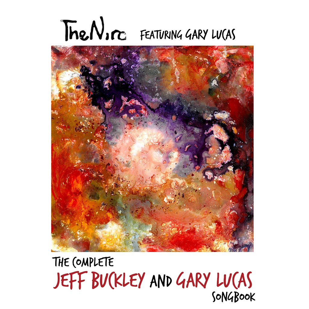 Cover - The complete Jeff Buckley & Gary Lucas - Songbook