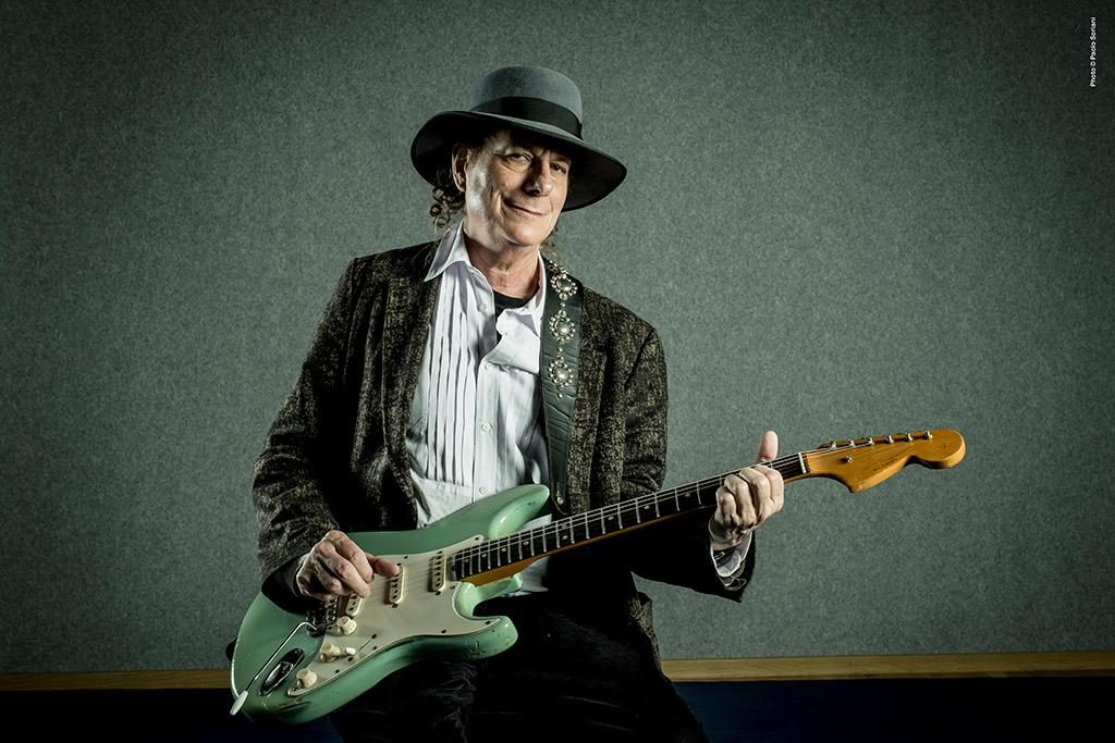 Gary Lucas guitar - ph. Paolo Soriani