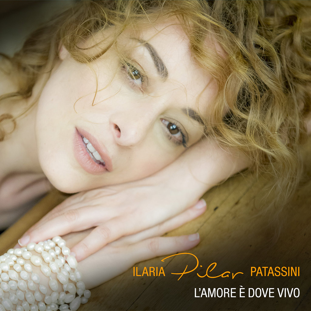 Cover - L'amore è dove vivo - Pilar